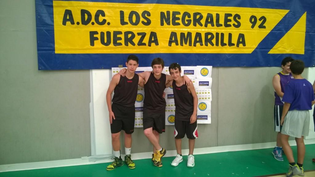 Los Negrales 2015