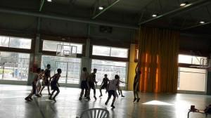 09-01-16 Escuela Barrio del Pilar - Cadete Amarillo
