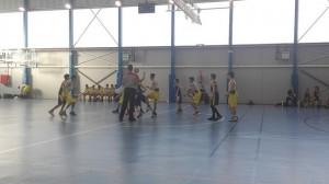 12-03-16 Cadete Morado - Baloncesto Aristos