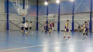 07-05-16 Cadete Amarillo - Baloncesto Leganés Azul