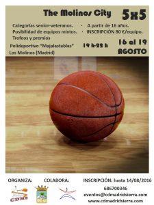 Torneo 5x5 Los Molinos